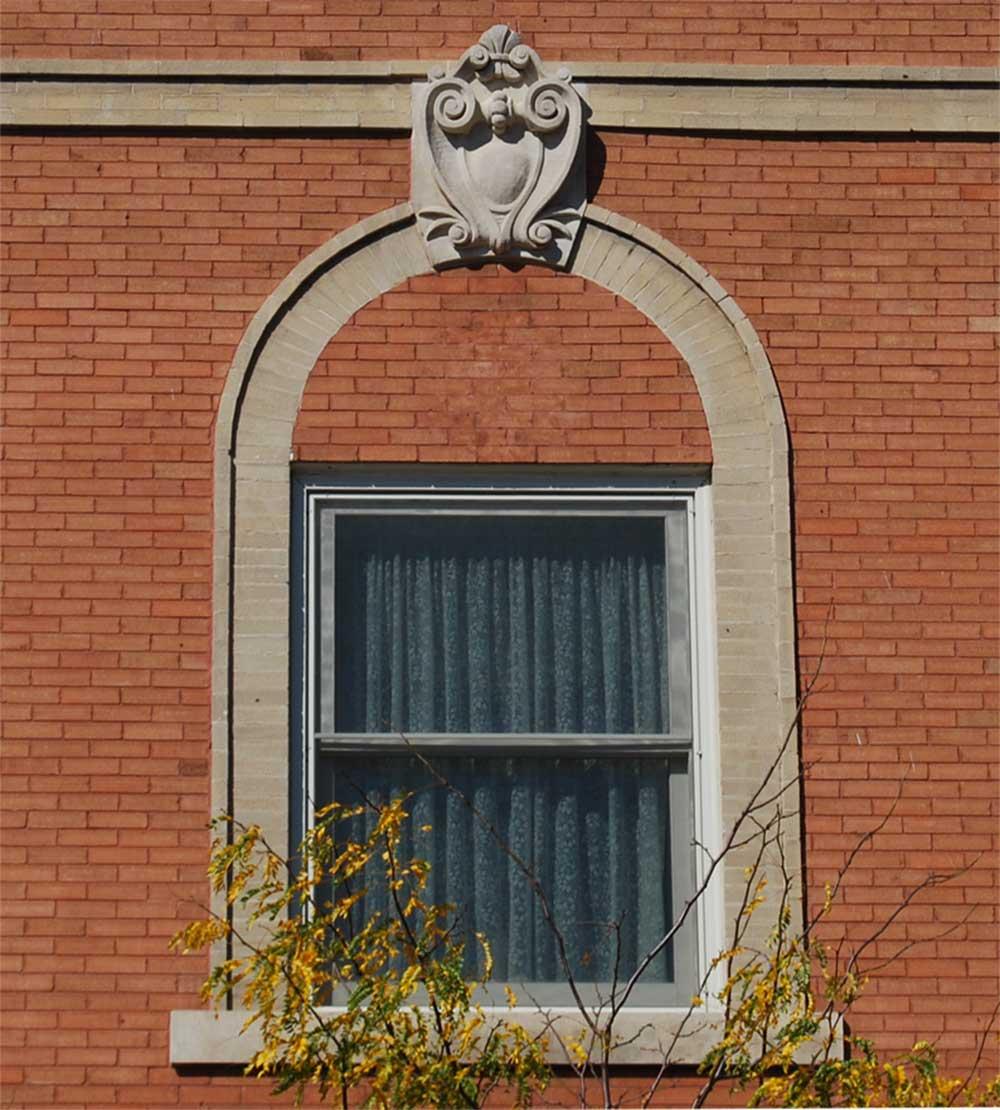 Historical Window Moisture Diversion
