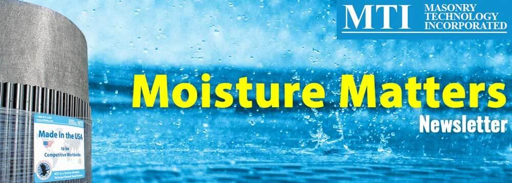 Moisture Matters Newsletter