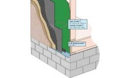 Moisture Control Wall Details - MTIdry com