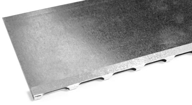 Vented MTI Edge Metal